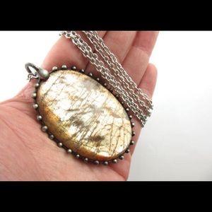 🔥 Pele 🔥 Sunstone Necklace by Callisto Jewelry